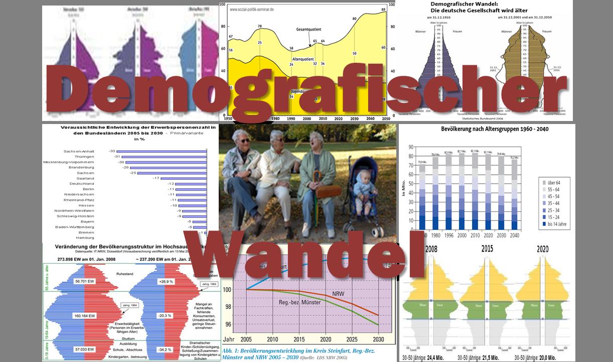 Demografischer Wandel & Wissensmanagement
