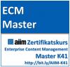 AIIM Enterprise Content Management Master (Zertifikats-Kurs)