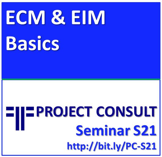ECM & EIM