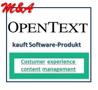Opentext kauft CM-Softwareprodukte von HPE