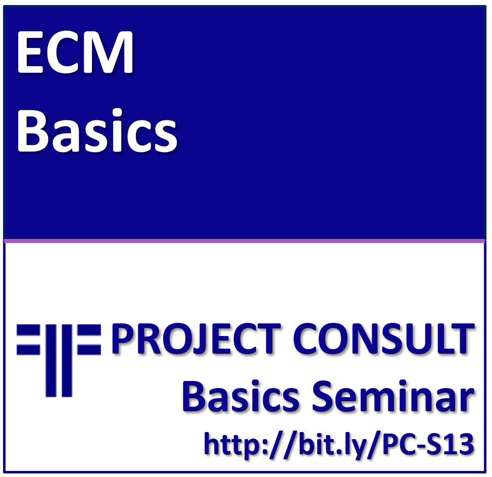 ECM Enterprise Content Management Basics
